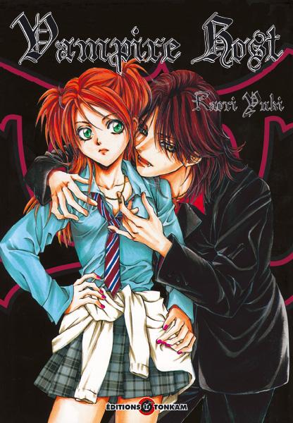 Manga - Vampire Host