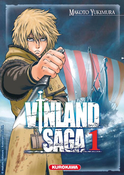 Manga - Vinland Saga