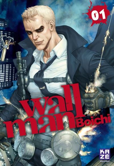 """Résultat de recherche d'images pour """"wallman manga"""""""