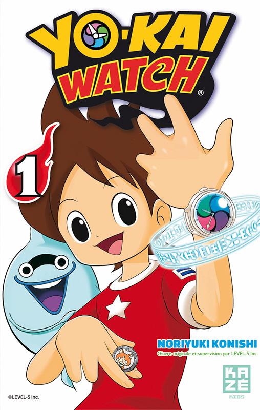 Yo-kai watch - kazé