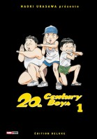 Mangas - 20th century boys - Deluxe Vol.1