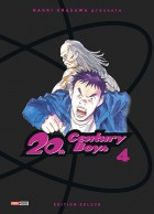manga - 20th century boys - Deluxe Vol.4