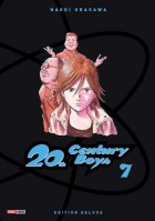 Manga - Manhwa - 20th century boys - Deluxe Vol.7