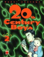 manga - 20th century boys Vol.2