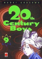 Manga - Manhwa - 20th century boys Vol.9