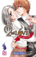 manga - 2nd love - Once upon a lie Vol.4