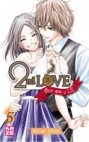 manga - 2nd love - Once upon a lie Vol.5