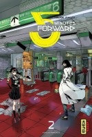 Manga - Manhwa - 5 Minutes Forward Vol.2
