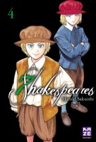 Manga - Manhwa - 7 Shakespeares Vol.4