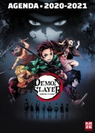 Agenda Kaze 2020-2021 - Demon slayer