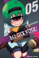 manga - Bad luck witch ! Vol.5