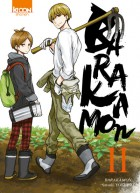 Manga - Manhwa - Barakamon Vol.11