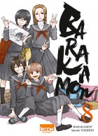 Mangas - Barakamon Vol.8