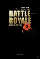 Mangas - Battle Royale - Perfect Edition Vol.3