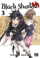manga - Black Shadow Vol.3