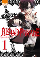 Mangas - Blood parade Vol.1
