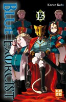 Blue Exorcist Vol.13