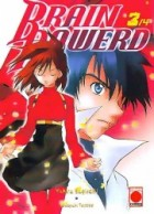 manga - Brain Powerd Vol.3