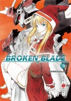 Manga - Manhwa - Broken Blade Vol.3