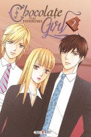 manga - Chocolate Girl Vol.2