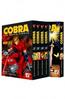 Cobra, the space pirate - Coffret T11 à 15