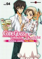 Manga - Code Geass - Knight for Girls Vol.4