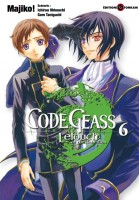 Manga - Code Geass - Lelouch of the Rebellion Vol.6