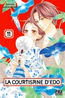 Courtisane d'Edo (la) Vol.11