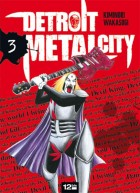 Mangas - Detroit Metal City - DMC Vol.3