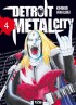 Manga - Manhwa - Detroit Metal City - DMC Vol.4