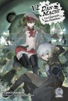 Manga - Manhwa - DanMachi – La Légende des Familias - Light Novel Vol.12