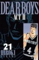 Manga - Manhwa - Dear Boys Act 2 jp Vol.21