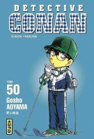 Manga - Manhwa -Détective Conan Vol.50