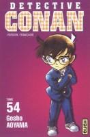 Manga - Manhwa -Détective Conan Vol.54