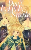 Manga - Don't fake your smile Vol.2