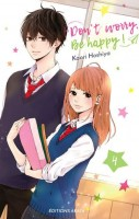 Mangas - Don't worry, Be happy Vol.4