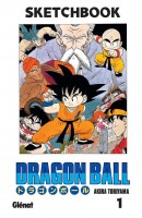 manga - Dragon Ball - Sketchbook Vol.1