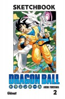 manga - Dragon Ball - Sketchbook Vol.2