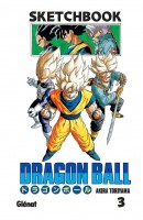 manga - Dragon Ball - Sketchbook Vol.3