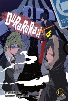 Mangas - Durarara - Light Novel Vol.4