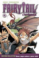 Fairy Tail - Hachette collection Vol.4