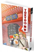 manga - Guide de Tokyo en manga