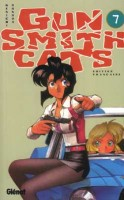 manga - Gun Smith Cats Vol.7
