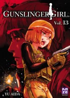 Mangas - Gunslinger girl Vol.13