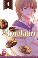 manga - Heartbroken Chocolatier Vol.4