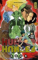 Manga - Manhwa - Hunter X hunter Vol.22