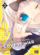 manga - Kaguya-sama: Love is War Vol.2