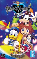 Mangas - Kingdom Hearts - Roman Vol.2