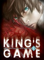 Mangas - King's Game Vol.1