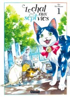 Manga - Manhwa - Chat aux sept vies (le) Vol.1